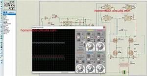 Pwm Inverter Using Ic Tl494 Circuit