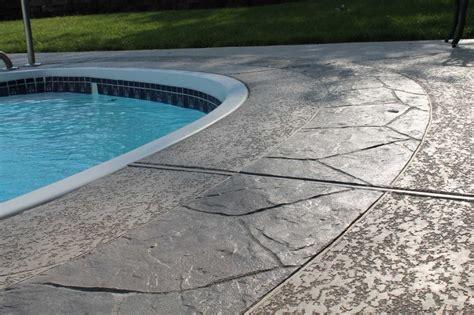 Pool Deck Coating Options by Seal Krete 174 Concrete Pool Deck Paint Coatings