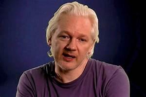 Julian Assange has kind words for Donald Trump, says ...