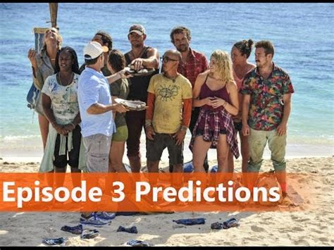 Survivor Game Changers Episode 3 Predictions and Power ...