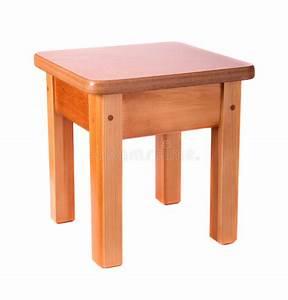 Petit Tabouret Bois : petit tabouret en bois photo stock image du r tro brun 32402666 ~ Teatrodelosmanantiales.com Idées de Décoration