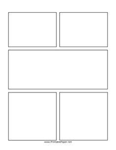 Browse through 1000s professional templates for graphic design, infographics, presentations, charts, maps, documents, printables and more. Comic Strip Pages on Pinterest | Comic Books, Templates ...