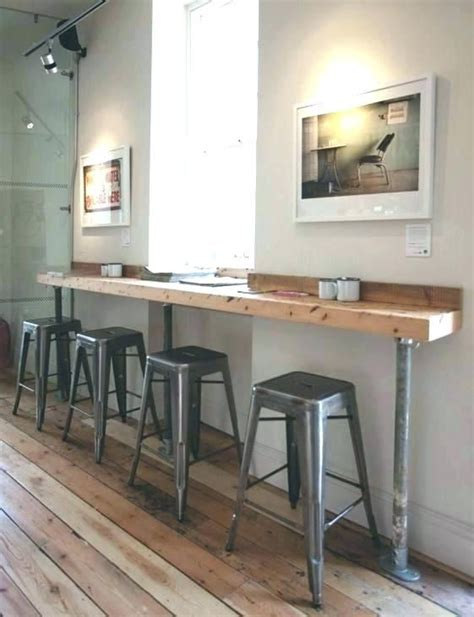 kitchen bar table against wall image result for basement with bar against wall staff