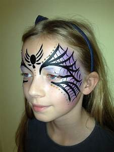 17 Best images about Facepainting Spiders & Webs on ...