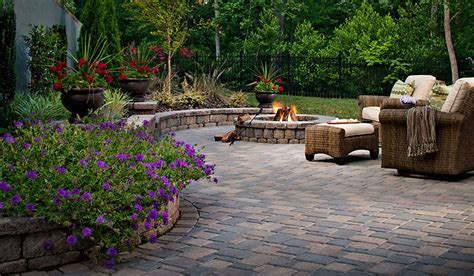Backyard Patio Designs by Htons Firepit Contractor Firepits Sitting Walls