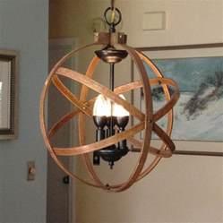 orb chandelier light 14 quot atomic light fixture industrial