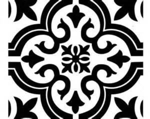 Floor And Tile Decor Santa Ana by Tile Stencils Etsy