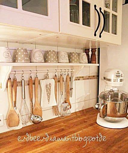 organize kitchen utensils 45 mejores im 225 genes sobre repisas cocina en 1249