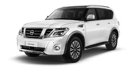 nissan patrol refreshed   wheels