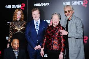 The Cast Of 'Bad Santa 2' Spiced Up The Red Carpet At The NYC Premiere