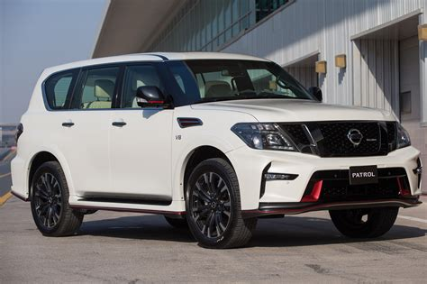 nissan patrol full size suv  nismo treatment