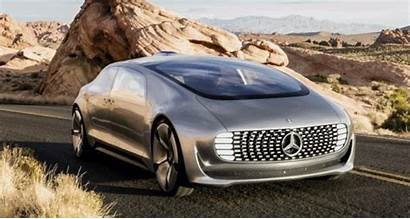 Mercedes Benz F015 Ces Driving Concept Luxury