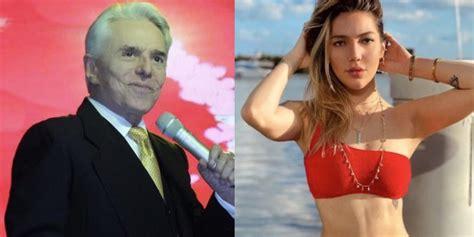 Frida Sofía reacciona a las lágrimas de su abuelo Enrique ...