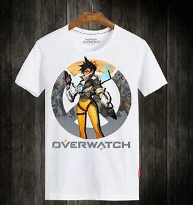 Limited Edition Overwatch 3D Gengi Cosplay T Shirt OW Hero