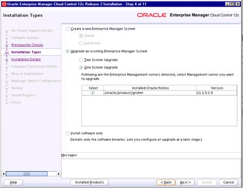 ora 00942 table or view does not exist senthilkumar rajendran 39 s blog enterprise manager grid