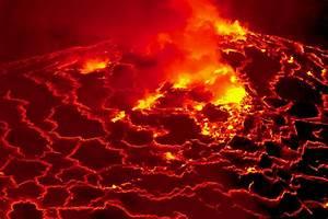 How To Hike Congo U0026 39 S Mount Nyiragongo  An Active Volcano
