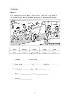 writing skill grade 3 picture composition 3