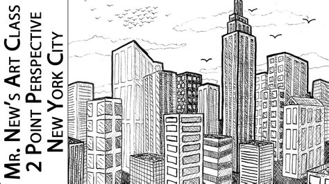 cityscape drawing cool     ayoqq cliparts