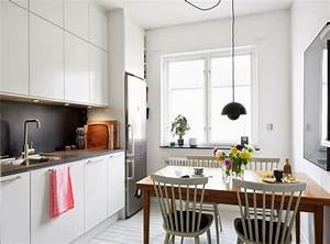 Inspiration cuisine le charme de la cuisine scandinave for Idee deco cuisine avec magasin mobilier scandinave