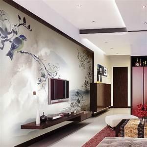 Modern wall mounted entertainment unit interior design