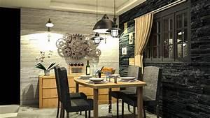 Decoration cuisine salle a manger for Deco cuisine avec salle a manger contemporaine