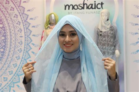tutorial cantik  hijab shawl sederhana dreamcoid