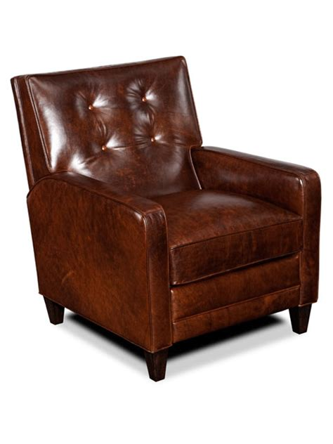 high quality leather recliner by bradington furniture