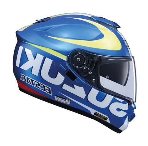 Suzuki Gsxr Helmet by Limited Edition Shoei Gt Air Suzuki Helmet
