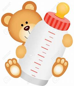 Baby Bottle Clipart Free - ClipartXtras