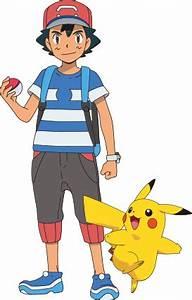 Ash Ketchum/Sun & Moon | Pokémon Wiki | FANDOM powered by ...