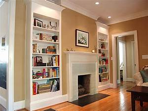 How to decorate a bookshelf for Living room bookshelf decorating ideas