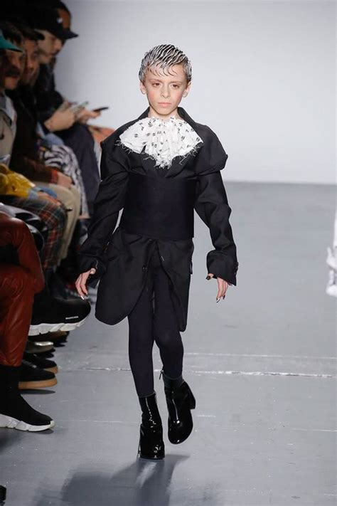 fall   york fashion week    eighties