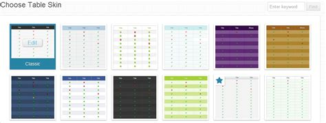 Comparison Table Template Html by How To Create Awesome Html Css Comparison Table
