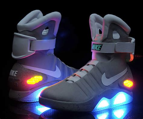 back to the future light up shoes back to the future shoes this took my money