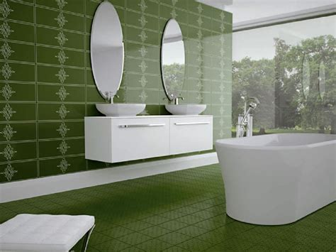 Green Bathroom Tile Ideas by 40 Sea Green Bathroom Tiles Ideas And Pictures