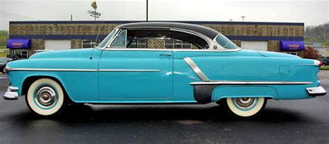 1952 Oldsmobile 98 Holiday