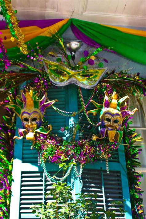 Mardi Gras Door Decoration New Orleans by Mardi Gras Decorations New Orleans Louisiana