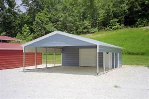 Garage Und Carport Kombination : steel carport kits metal carport kits 595 ~ Sanjose-hotels-ca.com Haus und Dekorationen