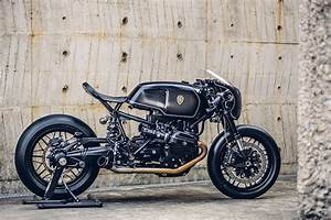Bmw R Nine T : rough crafts 39 fistfighter 39 bmw r ninet cafe racer ~ Nature-et-papiers.com Idées de Décoration