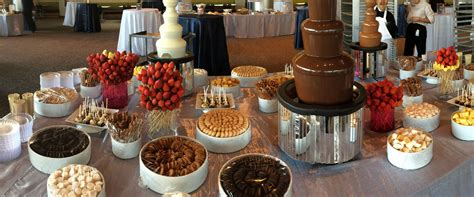chocolate fountains conrads concessions