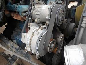 International Dt466 Alternator For A 2005 International