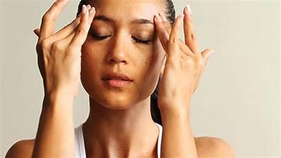 Massage Facial Finger Foreo Massaging Skin Temples