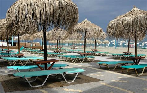 Baja Boat Umbrella by Sun Umbrellas Platanias Crete Baja Club