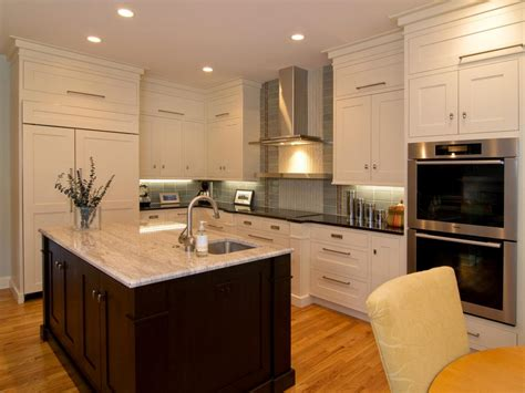 shaker kitchen ideas shaker kitchen cabinets pictures ideas tips from hgtv