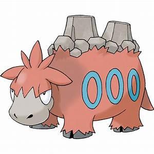 Camerupt (Pokémon) - Bulbapedia, the community-driven ...