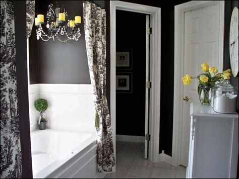Impressing Bathroom Decorating Concepts Yellow Decor At