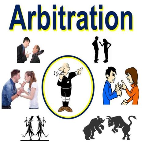 arbitration definition  meaning market business news