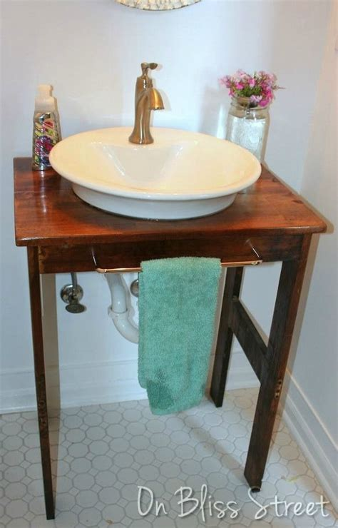 Bathroom Tile Vanity Ideas