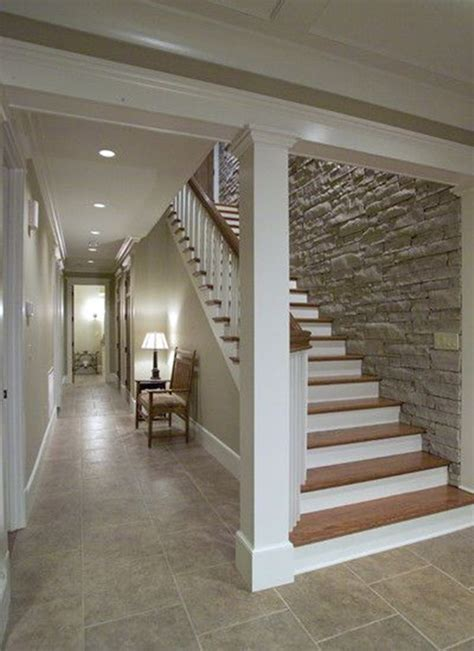 stair wall decoration ideas