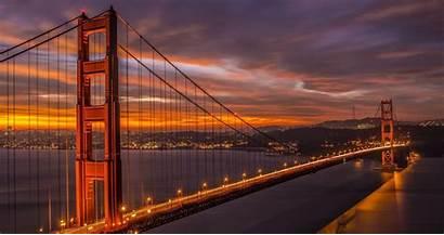 Francisco 4k San Bridge California Ultra Wallpapers